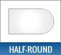 Half-Round