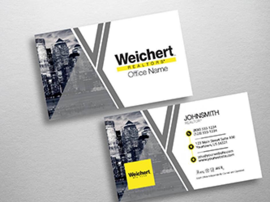 Weichert business cards free shipping design templates weichert realtors business card wch204 colourmoves Choice Image