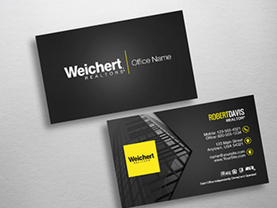 Weichert business cards free shipping design templates weichert realtors business card wch205 colourmoves
