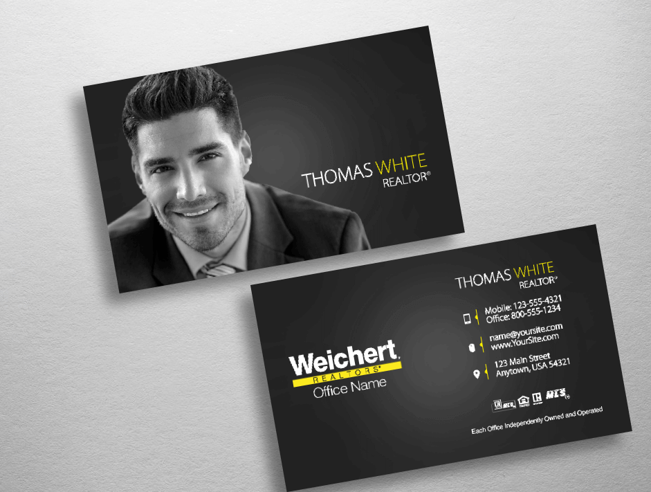 Nice realtors business cards pictures inspiration for Best realtor business cards