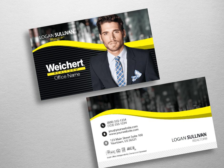 Weichert business cards free shipping design templates weichert realtors business card wch214 colourmoves
