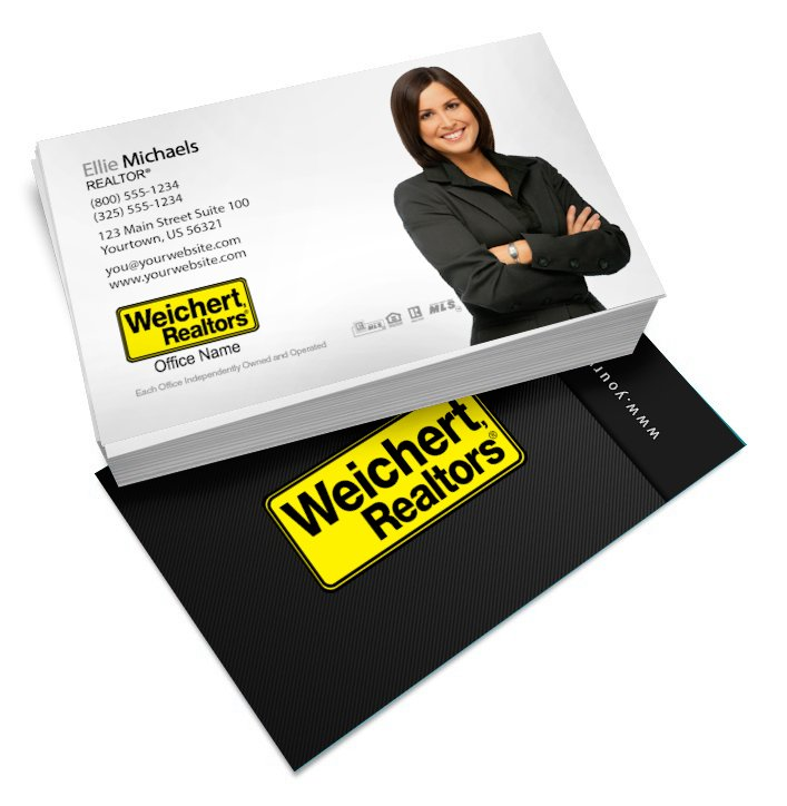 Premium Realty Business Cards | Free Shipping |